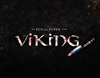 Pen and Paper Viking