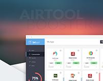 Airtool Skin UI/UX design