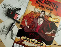 INK MASTER - ORIGINS