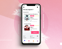 Flaber- Mobile application for beauty services
