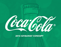 Coca Cola Giveaways 2014