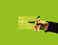 Crédit Agricole Card