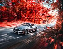 Mercedes-Benz C-Class Convertible Brochure & Campaign