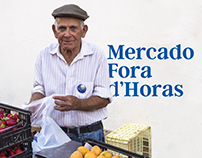 Mercado Fora d'Horas 2017 Community design iniciative