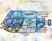 Mechanical fish 2