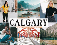 Free Calgary Mobile & Desktop Lightroom Preset