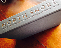North Shore book jacket and cover