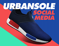 Urbansole Shoes Social Media 2019