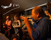 Concert Mammouth King Blues Band