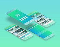 fast learn app UI