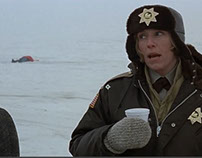 Fargo! Morning Sickness, Poor Thing...