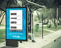 - Campaña social: Consumo de sustancias psicoactivas.