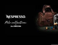 Nespresso & Polo Microsite