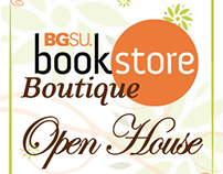 Bookstore Boutique Open House
