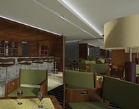 Interior Design Intership -  2012