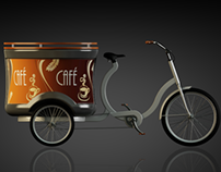 Coffee Bicycle