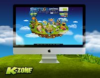 K-Zone - Website
