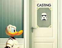 Stormtrooper casting