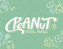 Peanut Doodle Typeface