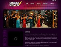 Layout Freelancer - Energy Sound