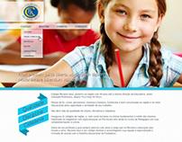 Layout Freelancer - Colégio Recanto Azul