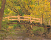 Bridge at Valley Creek