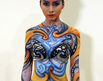 Body Painting X
