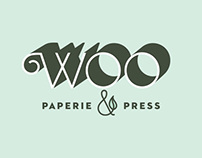 Woo Paperie & Press