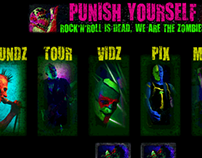 PUNISH YOURSELF WEBSITE