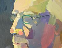 Portraits, paintings