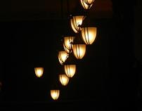Luminária Multipla.