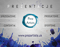 PREZARTISTS