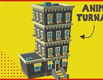Turnaround - Game Asset !