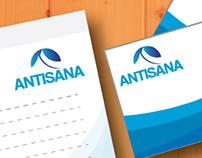 ANTISANA // Branding