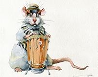 """The Rats"" #10"