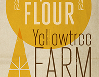 Yellowtree Farm Identity