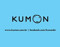 Animação - Promocional Kumon Cachoeirinha