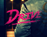 Drive Title Sequence Design