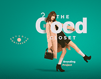 The Good Closet   Branding