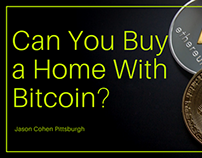 Can You Buy a Home With Bitcoin?