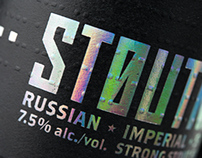 Stoutnik - Naming, Branding, Packaging Design