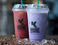 Food Photography for Keren Coffee