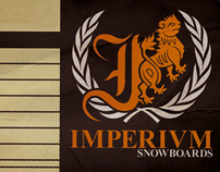 IMPERIVM SNOWBOARDS /// Ad Campain 2007