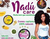 CARTAZ (IMPRESSO) Nadu Care - Cremes Capilares