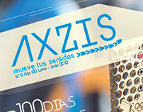 AXZIS mueve tus sentidos