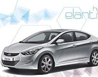 Hyundai ELANTRA Expo 2012