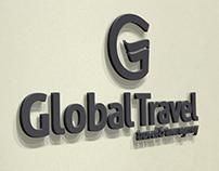 Global Travel Logo Template