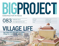Big Project Middle East - February, Issue 083