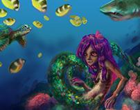 Practicando- serpiente marina
