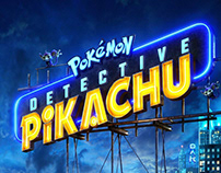Pokémon - Detective Pikachu - Keyart